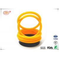 Wholesale FKM 70 Fuel Resistant O Rings High Fluorine Grades For Low Compression Set from china suppliers