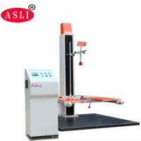 Buy cheap Digital Double Swings Drop Test Equipment for Free Falling Drop Tester have  CE  ISO certification from wholesalers