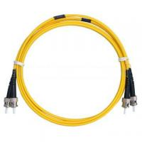 Wholesale ST - ST - DX Fiber Optic Patch Cord from china suppliers