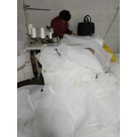 Wholesale 1/0.5/5/200 White Micron Filter Bag / Industry PP PE Liquid Filter Bag from china suppliers