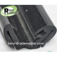 Wholesale window used flock rubber seal for automobile from china suppliers