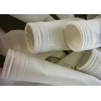 Wholesale Nonwoven Glass Fiber Cloth High Temperature Filter Media For Dust Filter Bag from china suppliers