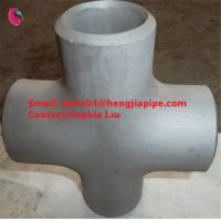Wholesale pipe cross factory/ Material CS/AS/SS from china suppliers