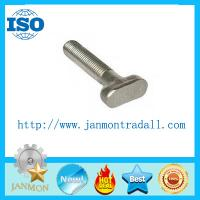 Wholesale T type bolts,Steel T bolt,Steel T bolts,T head bolt,T head bolts,Hammer T head bolt,Stainless steel T head bolts from china suppliers