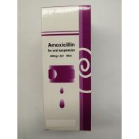 Wholesale Amoxicillin Dry Suspension 250MG / 5ML 100ML Treatment of Infections from china suppliers