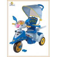 Wholesale 4 In 1 Baby Smart Trike Balance Bike For Kids , Large Storage Basket from china suppliers