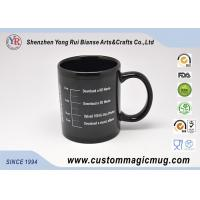 Wholesale Stoneware 11oz Color Changing Coffee Mug Heat Sensitive Innovative from china suppliers