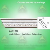 Wholesale Natural home decoration pu cornice board ideas from china suppliers