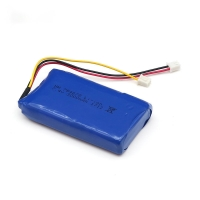 Wholesale 3000mAh 7.4V Lithium Ion Polymer Battery Pack IEC62133 from china suppliers