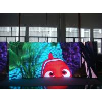 Wholesale P6 RGB SMD LED Panel display Sign Board For Indoor Advertising from china suppliers
