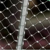Wholesale stainless steel wire rope fence mesh from china suppliers