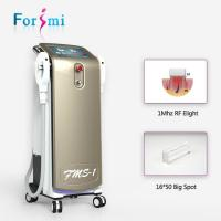 Wholesale FDA approved SHR IPL laser beauty machine new permanent hair removal technology from china suppliers