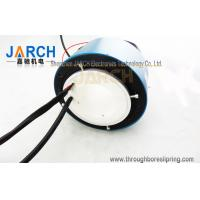 Wholesale Through Bore Electrical Slip Ring For Heating Roller Machinery , 2 Circiuts 50A from china suppliers
