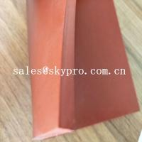 Wholesale Insulation Natural Latex Rubber Sheets High Temp Anti - abrasion Thick Petrol Resistant from china suppliers