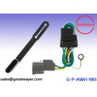 Wholesale Fuel Tanker Trailer Wiring Harness UL 1015 12AWG 600 Voltage 105 Degree 3 Holes from china suppliers