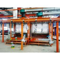 Wholesale Full Automatic Turnkey Powder Coating Line Plant Of Pretreatment , Conveyor System from china suppliers