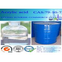 Wholesale High Pure Acrylic Acid Ice Crystals Common Chemical Compounds C3H4O2 CAS 79-10-7 from china suppliers
