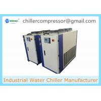 Wholesale 5-35 degree C 3Ton Air Cooled Water Chiller for 50L Grinding Machine from china suppliers