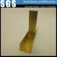 Wholesale High Density Extrusion Brass Rod / Extruded Copper Alloy Rod from china suppliers