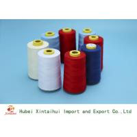 50/2 Multi Colored Spun Polyester Thread For Sewing Good Colour Fastness
