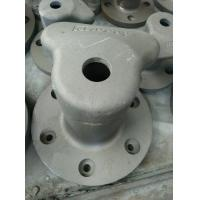 Wholesale SWL 350KN Marine Mooring Components Cast Steel Marine Tee Head Bollard from china suppliers