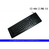Wholesale Compact Win7 Plastic Industrial Computer Keyboard IP65 With FN Key And Trackball from china suppliers