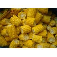 Wholesale Natural Organic Frozen Vegetables Frozen Sweet Corn / Baby Corn Contains No Cholesterol from china suppliers