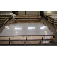 Wholesale 201 / 202 Mirror Stainless Steel Sheet / Plate 0.3mm-100mm Thinckness 100mm from china suppliers