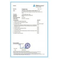 Shenzhen Jinfengsheng Flocking Products Co., Ltd. Certifications