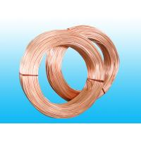 Wholesale Copper Coated Steel Evaporator Tube 4.76 * 0.7 mm , Low Carbon Strip from china suppliers