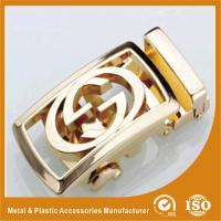 Wholesale OEM / ODM 35mm Gold Custom Belt Buckles Western Classic Belt Buckles from china suppliers