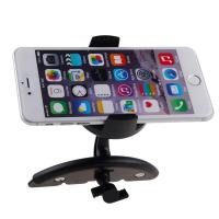 Wholesale Flexible Apple iPhone Car Cellphone Holder , CD Slot PhoneDash Mount from china suppliers