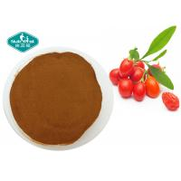 Wholesale Goji Berry Wolfberry Extract Lycium Barbarum L with Polysaccharides 10-50% from china suppliers