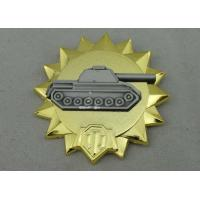 Wholesale 3D Zinc Alloy Die Casting Souvenir Badges With Nickel Plating from china suppliers
