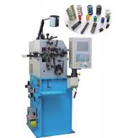 Quality Nice Structured Spring Former Durable , Spring Coiling Machine Low Noise for sale