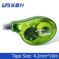 Wholesale Transparent Retractable Correction Tape 10M Frosted Correction Runner T-W9789 from china suppliers