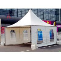 Wholesale Commercial Enclosed Party Tent , Alliage Framework Outdoor Canopy Tent With Sides from china suppliers