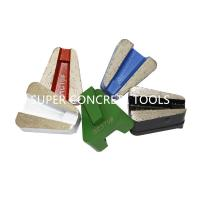 Wholesale Scanmaskin Snap On Metal Bond Concrete Floor Grinding Polishing Segment Pads from china suppliers