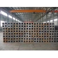 Wholesale Black Square Steel Pipe Tube / Steel Pipe with Hot dip galvanized from china suppliers