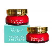 China Firming Anti Aging Eye Cream , Reduces Puffiness Brightens Tired Eyes & Dark Circles on sale