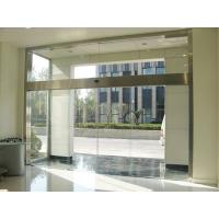 Wholesale 3 mm Commercial Automatic Sliding Doors  / Hotel Sliding Front Doors from china suppliers