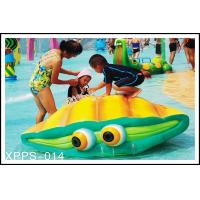 Wholesale Fiberglass Water Playground Equipmentv Spray Shell Aqua Play Fiberglass Sprayground from china suppliers