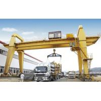 Wholesale Best Selling Easy Operated Wooden Gantry Crane from china suppliers