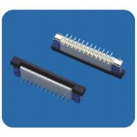 Wholesale FFC/FPC connectors with actuators,0.5mm pitch from china suppliers