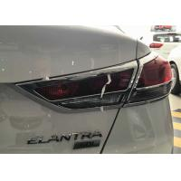 Wholesale Chromed Auto Headlight Covers And Tail Lamp Molding For Hyundai Elantra 2016 Avante from china suppliers
