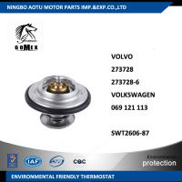 Wholesale VOLVO Auto Thermostat , 273728 273728-6 069121113 VOLKSWAGEN Thermostat SWT2606-87 from china suppliers