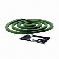 Wholesale Mosquito Coil, Available in Various Designs/Materials/Sizes and 9 to 10 Hours Burning Time from china suppliers
