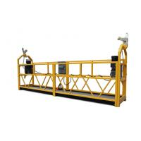 Wholesale 208V~415V Painted / Hot Galvanized Suspended Platform Cradle ZLP800 from china suppliers
