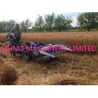 Quality Diesel Engine Wheat and Rice Reaper Binder/Good Quality Automatic Reaper Binder/Paddy Rice Harvesting and Bundling for sale