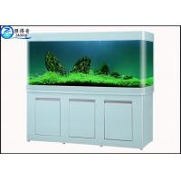 Wholesale Large Custom Glass Aquarium Dragon Fish Tank , Ecology Fish Tank with Filter 730 mm High from china suppliers